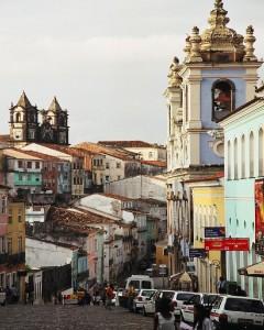 Pelourinho, Salvador da Bahia