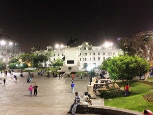 Lima: Plaza Mayor