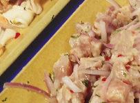 Culinária Peruana: Ceviche