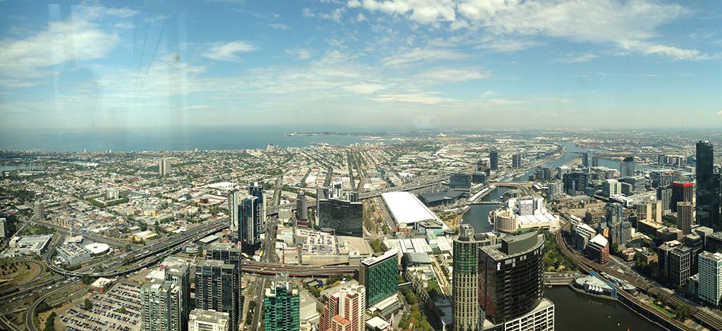 Melbourne: Vista Panorâmica