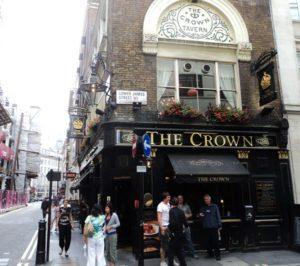 Pubs de Londres.