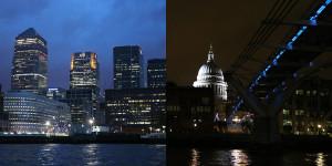 Passeio no Thames.
