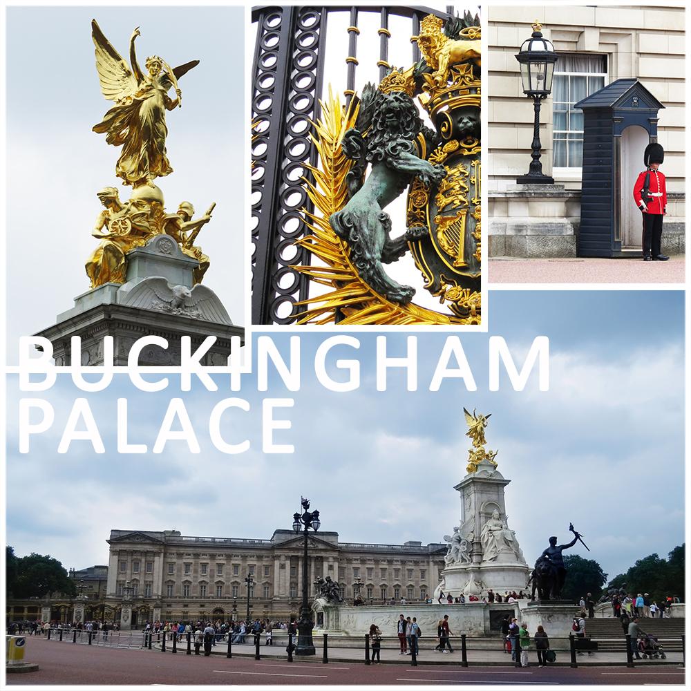Londres: Buckingham Palace