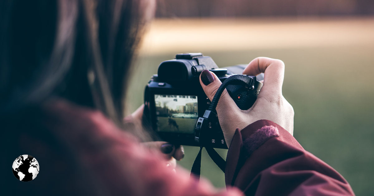 Como você armazena suas fotos de viagem?