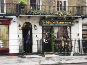 O Museu de Sherlock Holmes