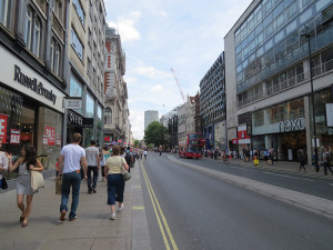 London: Oxford Street