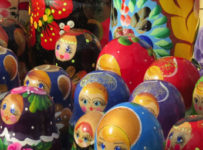 Bonecas Russas