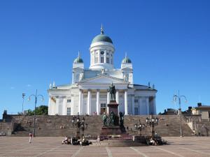 Helsinki: Catedral