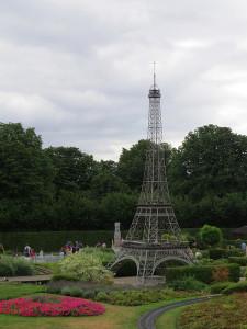 Torre Eiffel na MiniEuropa