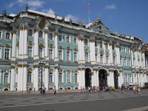 São Petersburgo: Hermitage