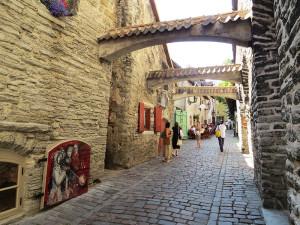 Passagem de St Caterina (Tallinn)