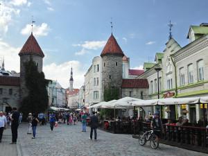 Entrada de Tallinn