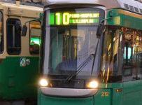 Trams em Helsinki