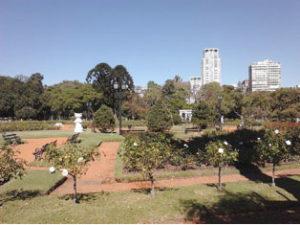 Parques de Palermo.