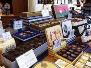 Chocolates do farmacêutico de Maria Antonieta