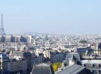 Vista Panorâmica de Paris