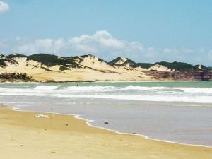 Praia de Búzios.
