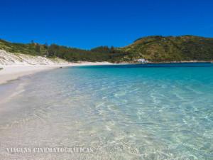 Praia do Farol.