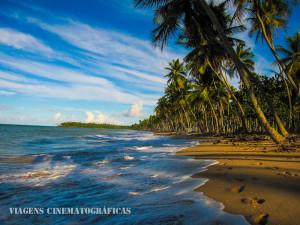 Praia da Cueira.