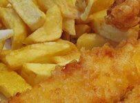 O melhor Fish and Chips de Londres!