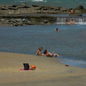 Praia de Camurupim.