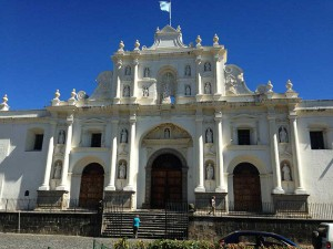 Igreja de Antigua (Guatemala)