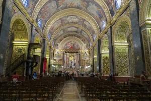 A Catedral de Valletta
