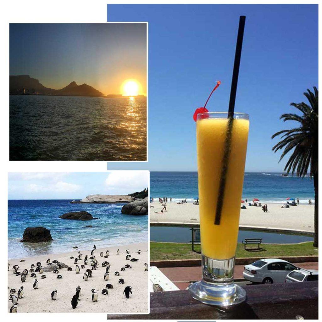A Cidade do Cabo é um destino perfeito para ter uma aventura, comer bem e relaxar