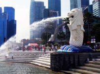 Um fim de semana em Cingapura