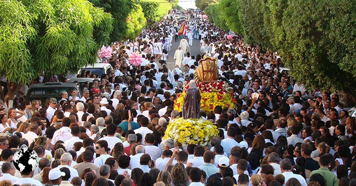 Festa de Sant´Ana em Caicó (RN)