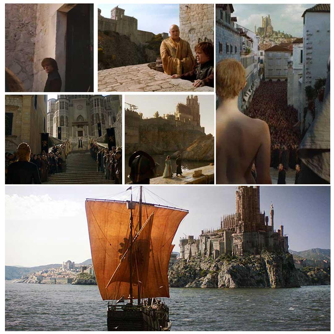 Dubrovnik... ou devo chamar de King's Landing?