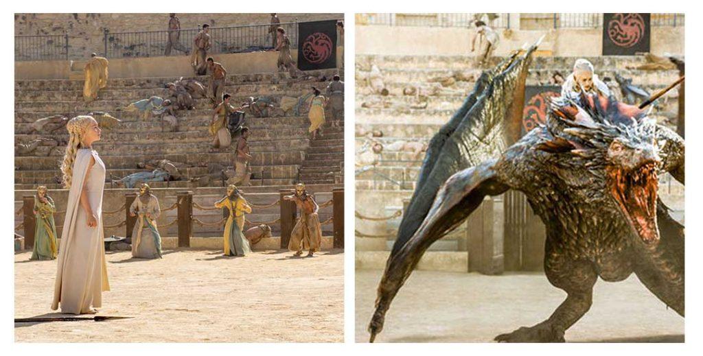 Quem viu um dragão por ai?