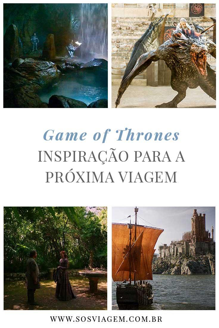 Westeros à vista! Como será sua viagem inspirada em Game of Thrones?
