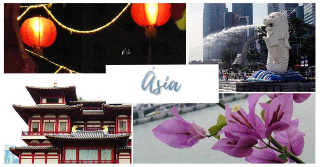 Conheça a Ásia através das nossas viagens