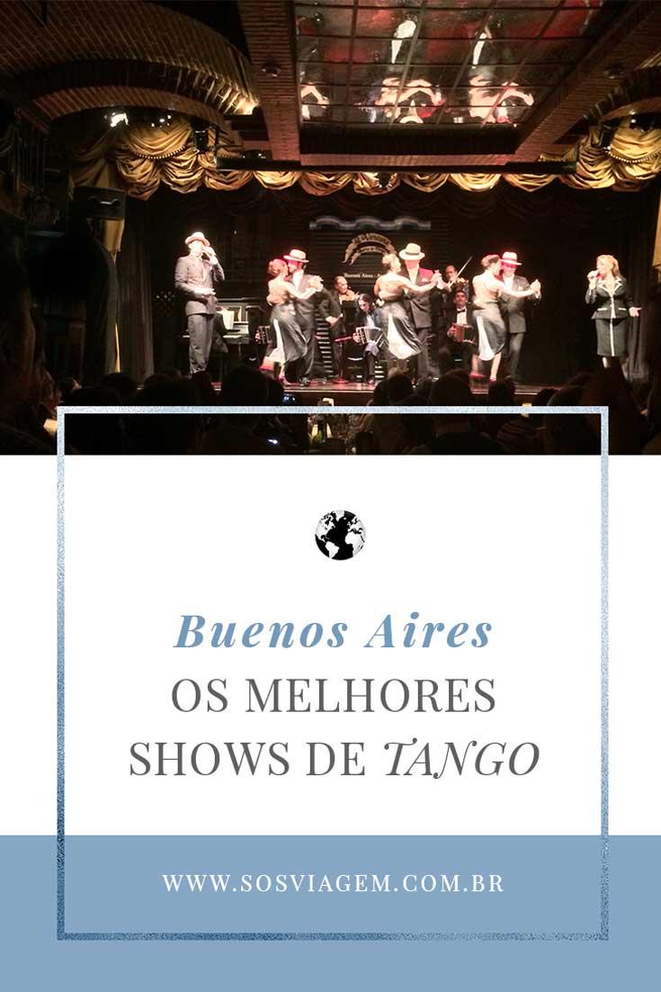 Impossível ir a Buenos Aires e não passar em uma casa de tango. Em nossa estadia, tivemos oportunidade de assistir muito tango. Ai vão as melhores pedidas.