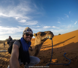 Passeio no deserto
