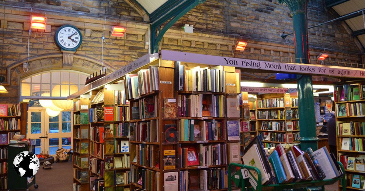 Barter Books, Alnwick, Reino Unido.