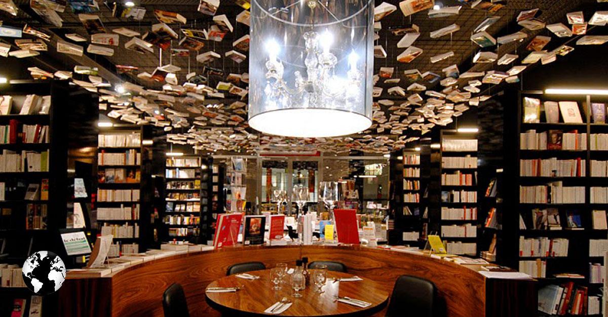 Cook & Book, Bruxelas, Bélgica.