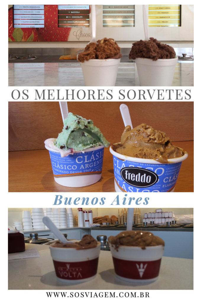 O Melhor Sorvete de Buenos Aires