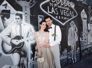 Casamento e renovação dos votos em Vegas.