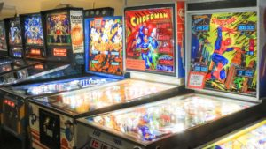 Pinball Hall of Fame.