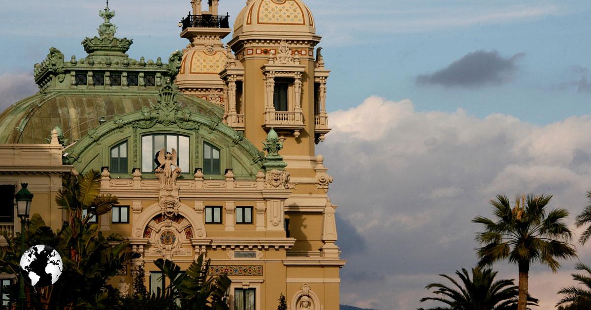 Opera Monte Carlo, Mônaco.