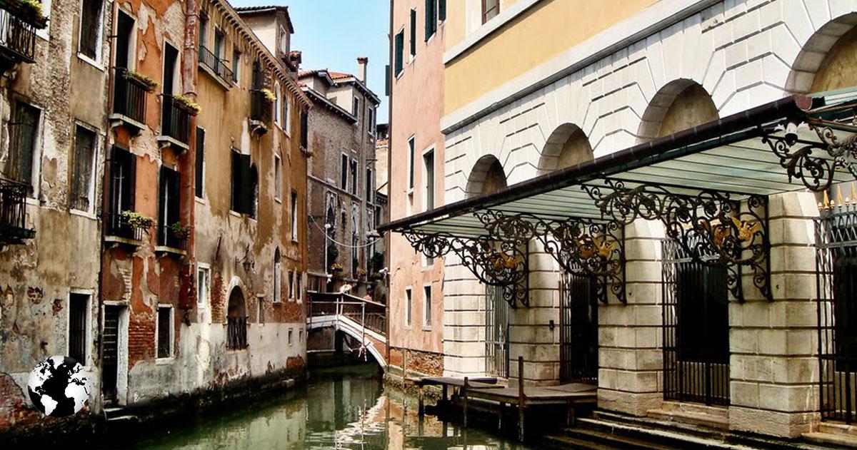 Teatro La Fenice, Veneza, Itália.