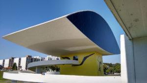 Museu Oscar Niemeyer, MON.