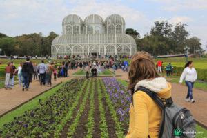 Jardim Botânico.