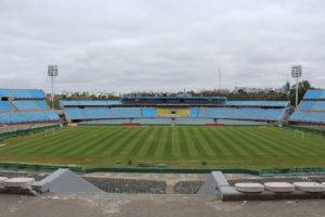 Estádio Centenário e Museu do Futebol.