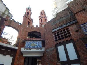 Castillo Pittamiglio.