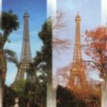 As 4 estações em Paris