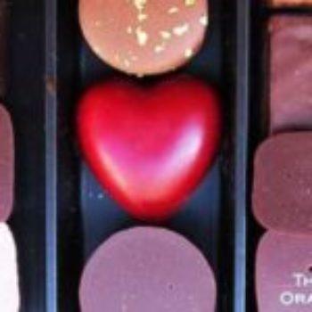 Chocolate em Paris