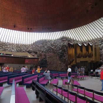 Helsinki: Igreja de Pedras
